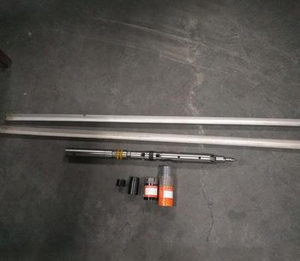 NQ3, HQ3, PQ3 Backend Assembly, Core Barrels, Geological Drilling