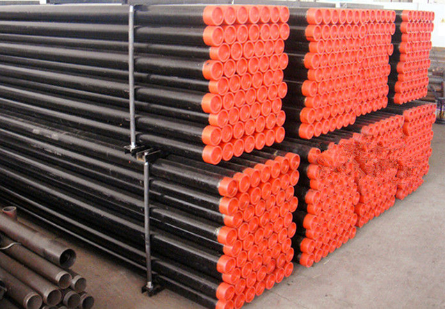 NQ Drill Rod, Drill Pipe, Wireline, Geological DCDMA Standard, Superior Quality, Core Barrel Rod for Mining Exploration