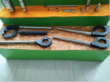 Different Kinds of Diamond Circle Wrenches, Drill Rod Wrenches