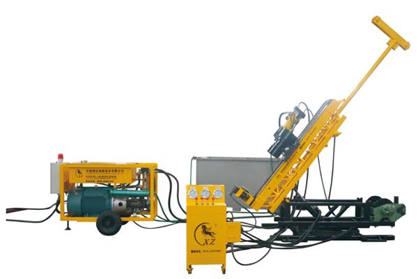 Full Hydaulic Underground Drilling Rig,